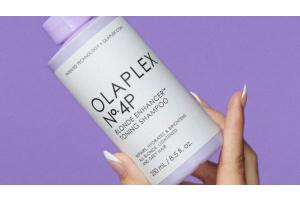 Nieuw! Olaplex No.4P Blonde Enhancer Toning Shampoo