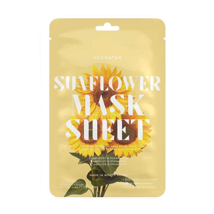 Kocostar Slice Mask Sheet Sun Flower Gezichtsmasker