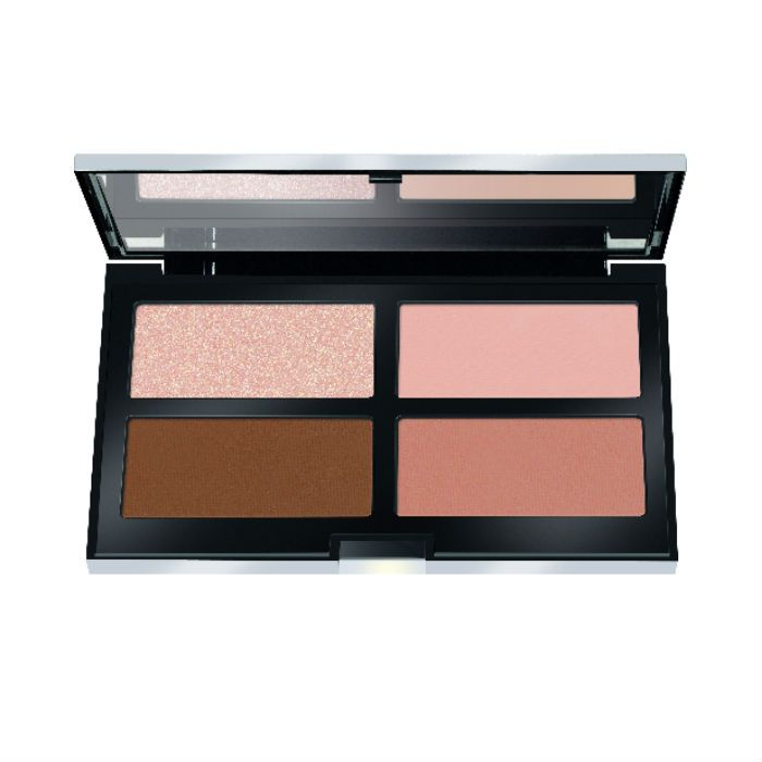 Pupa Contouring & Strobing Powder Palette 002