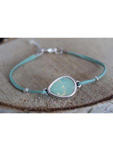 May21 Armband Isabel Turquoise