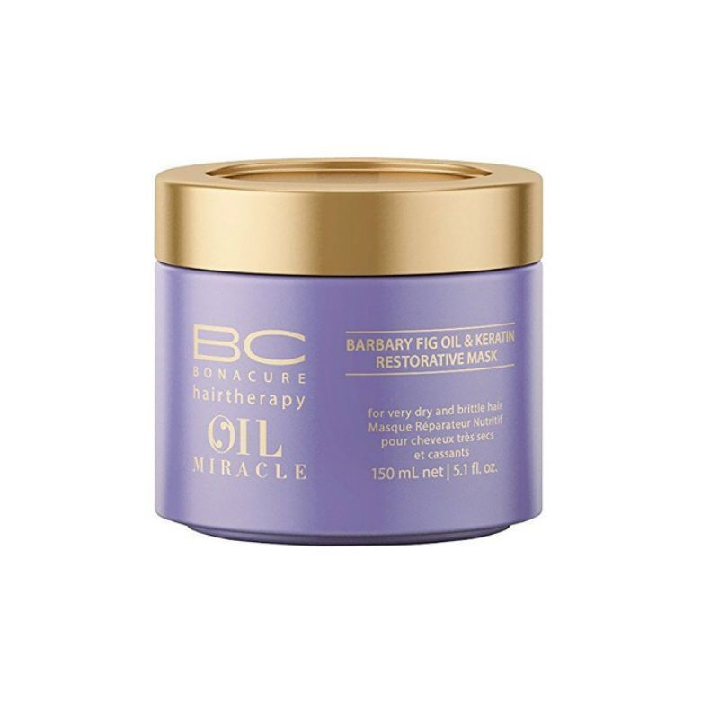 Schwarzkopf Bonacure Oil Miracle Barbary Mask