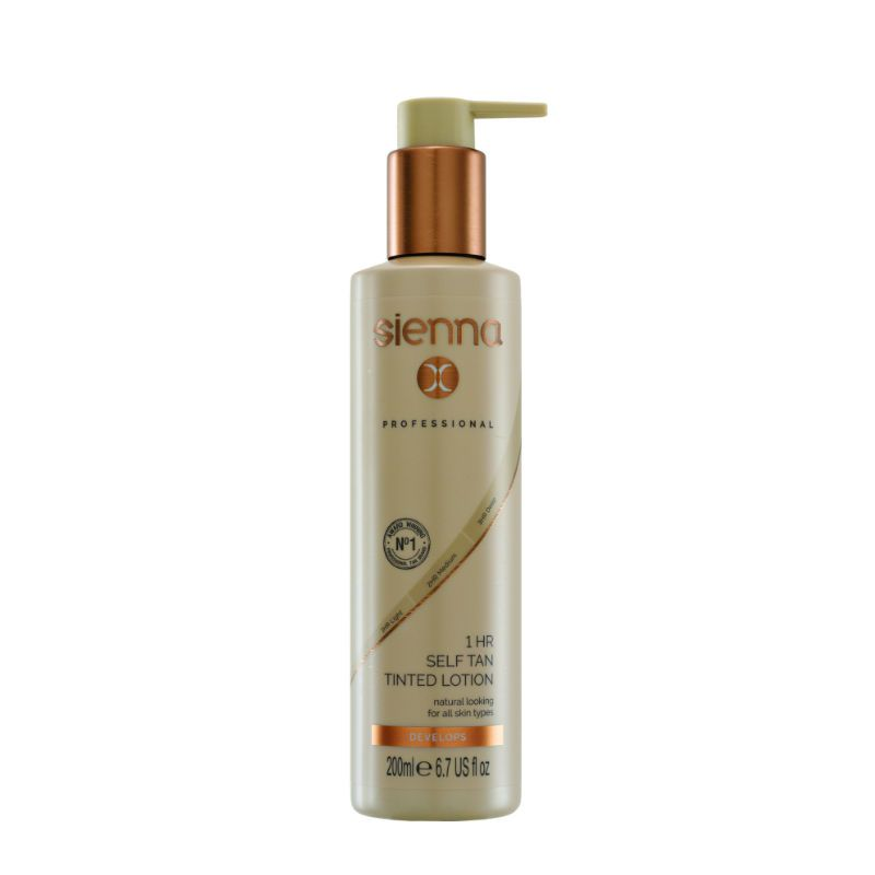 Sienna-X 1Hr Self Tan Lotion