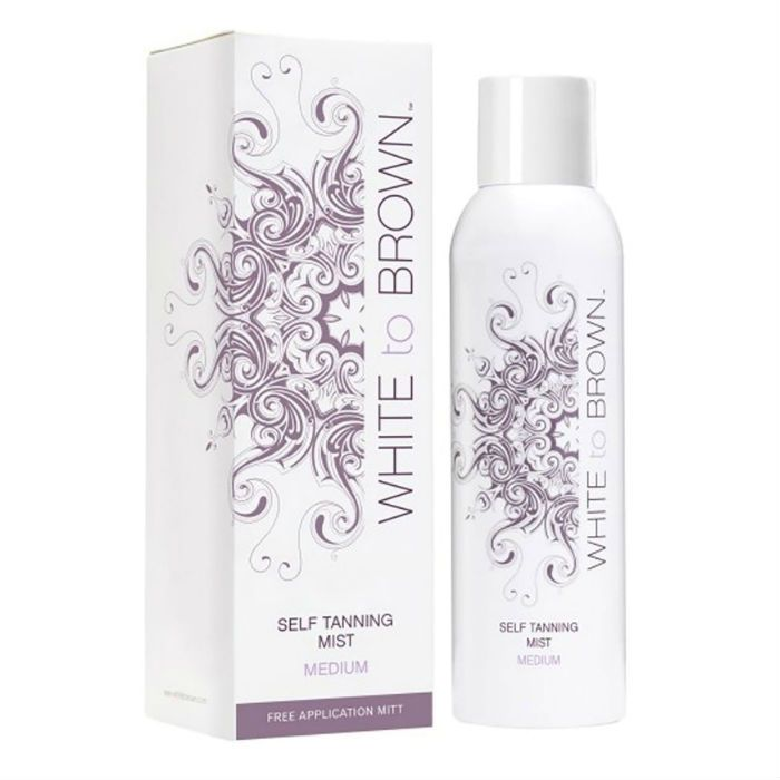 Whitetobrown Spray Tanning Mist - 200 ml - Zelfbruiner mist