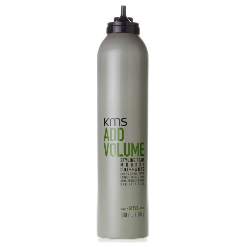 KMS California AddVolume Styling Foam