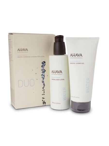 AHAVA Kit Duo Water Bodylotion & Showergel