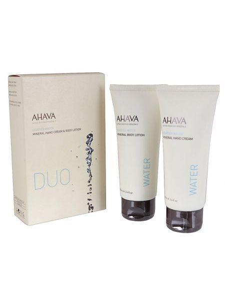 AHAVA Kit Duo Water Hand & Body Cream