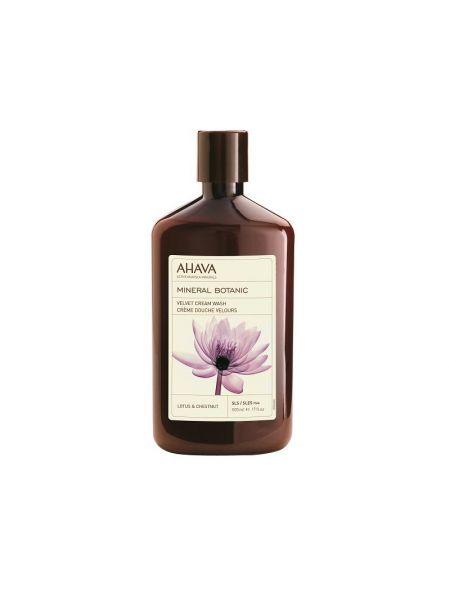 AHAVA Mineral Botanic Cream Wash Lotus