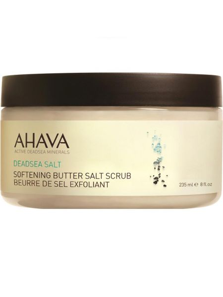 AHAVA Softening Butter Salt Scrub (Salt)