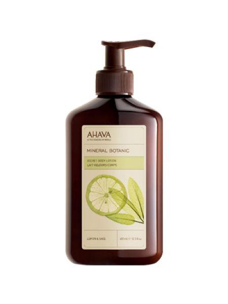 Ahava Mineral Botanic Bodylotion Lemon & Sage