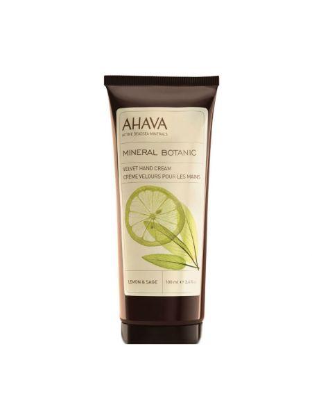 Ahava Mineral Botanic Hand Cream Lemon & Sage