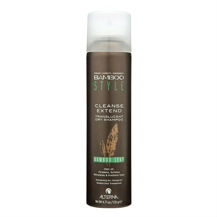 Alterna Bamboo Style Cleanse Extend Droogshampoo - Bamboo Leaf 150ml