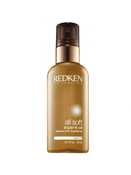 Redken All Soft Argan Oil 6