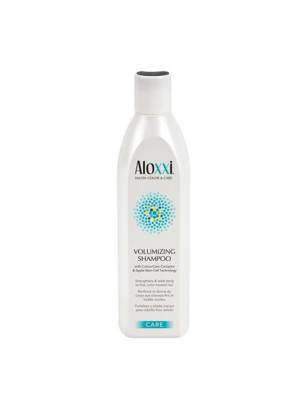 Aloxxi Colourcare Volume Shampoo