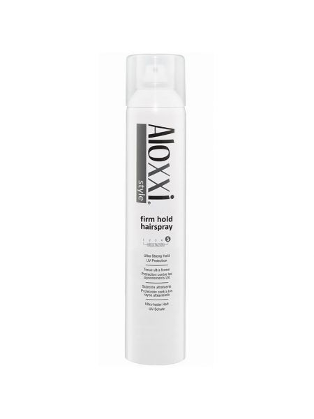 Aloxxi Firm Hold Hairspray