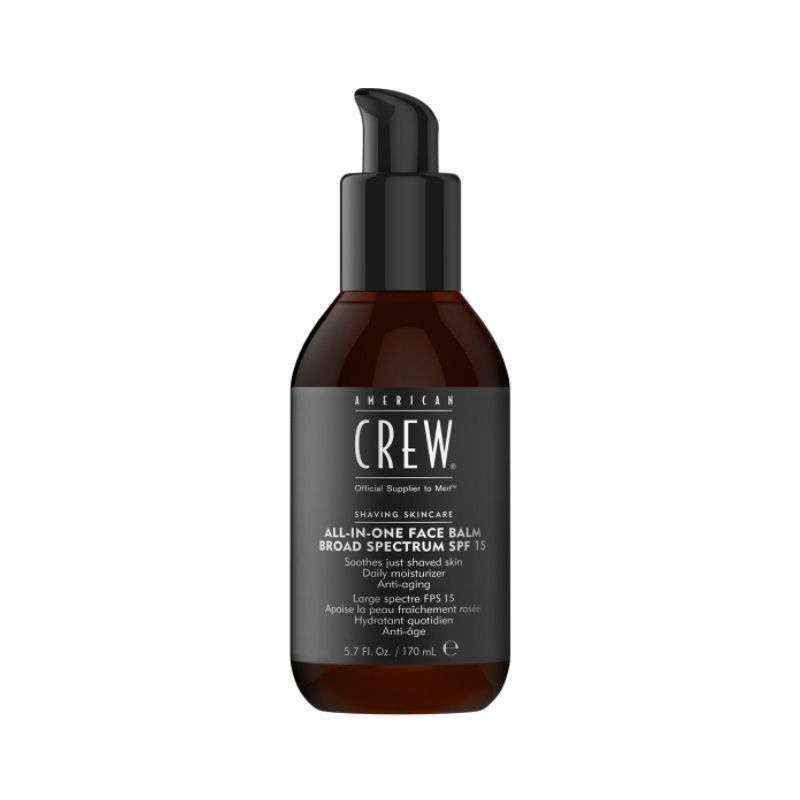 American Crew Shaving Skincare Face Balm SPF15 170 ml