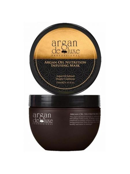 Argan Deluxe Nutrition Infusing Mask