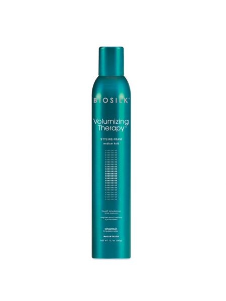 Biosilk Volumizing Therapy Styling Foam