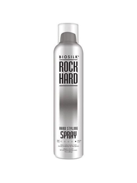 Biosilk Rock Hard Styling Spray