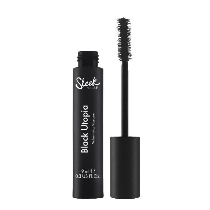 Sleek Black Utopia Volumising Mascara Black