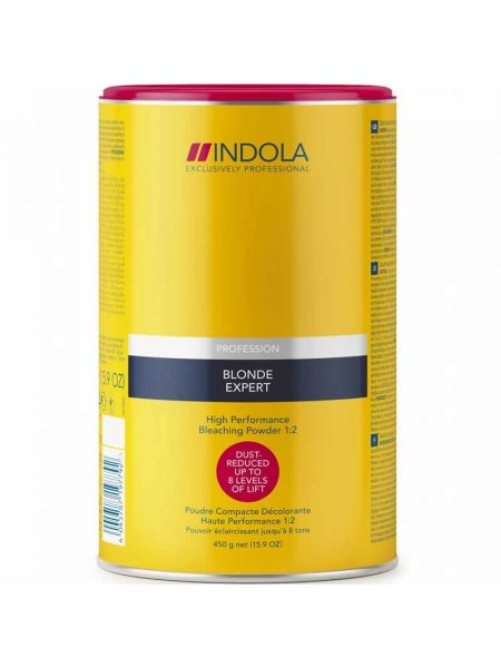 Indola Blonde Expert Bleach Powder