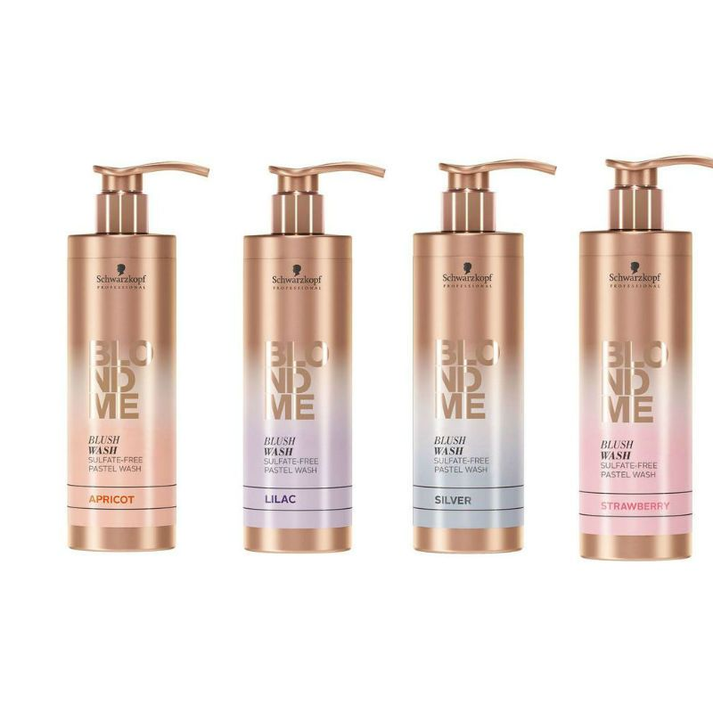 Schwarzkopf Blond Me Instant Blush Wash