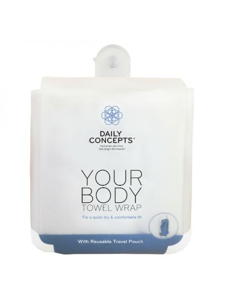 Daily Concepts Your Body Towel Wrap