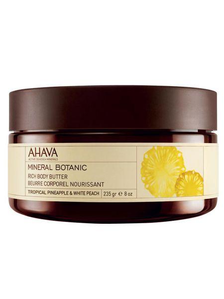 Ahava Botanic Body Butter Pineapple & Peach