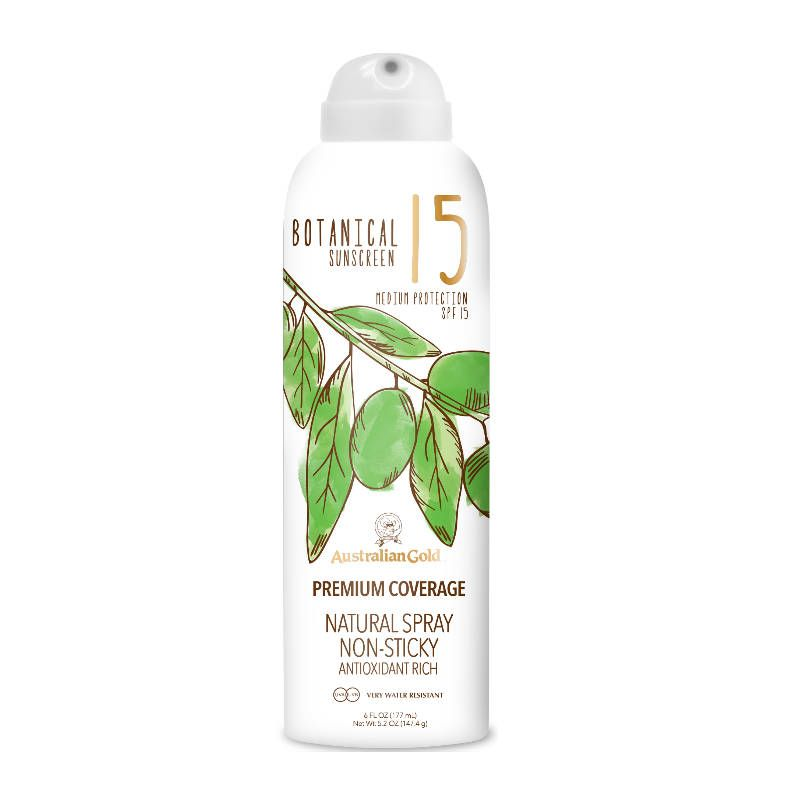 Australian Gold Botanical SPF 15 Spray