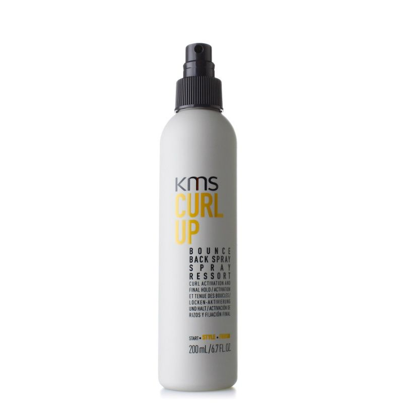 KMS California CurlUp Bounce Back Spray