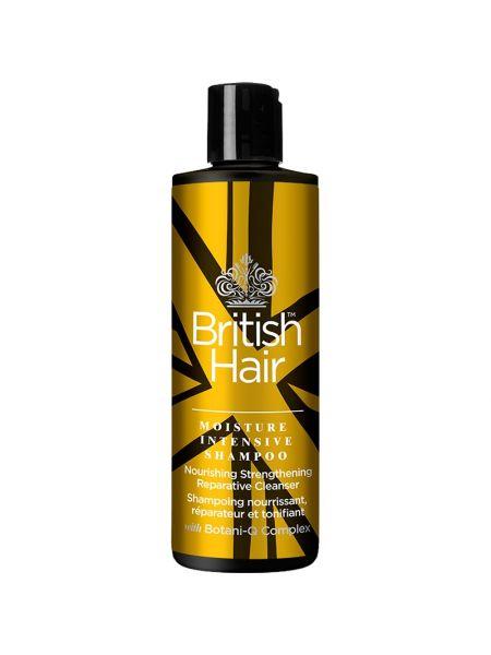 British Hair Moisture Intensive Shampoo