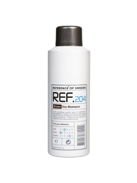 REF Brown Dry Shampoo 204
