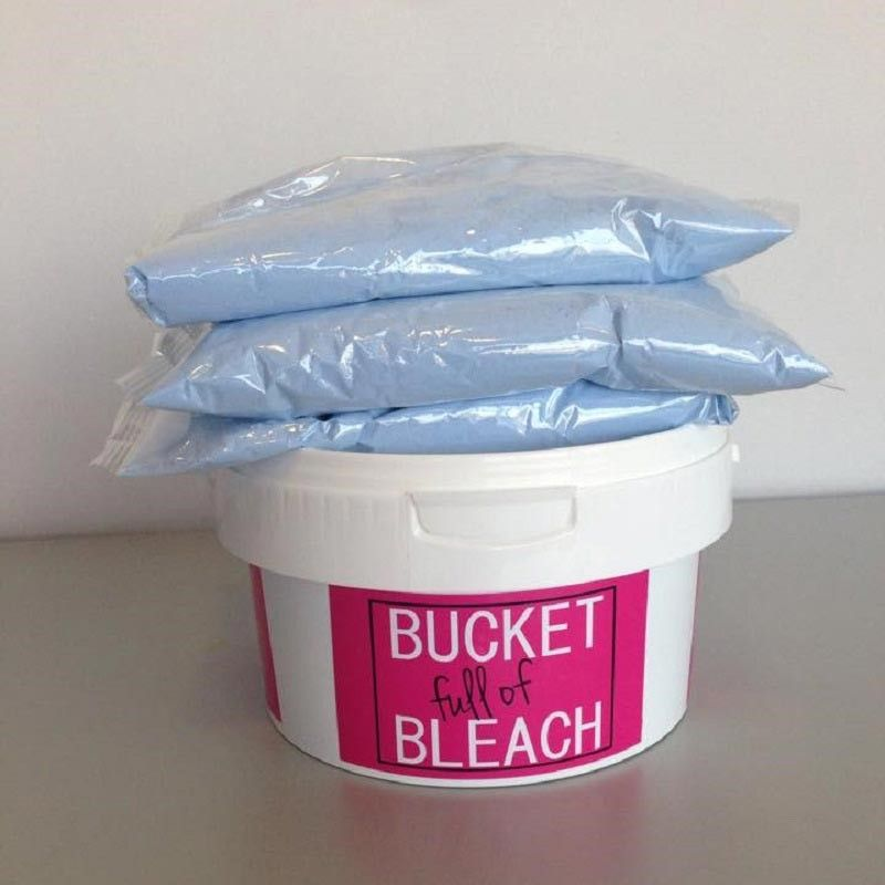 Bucket Full Of Bleach Blondeerpoeder