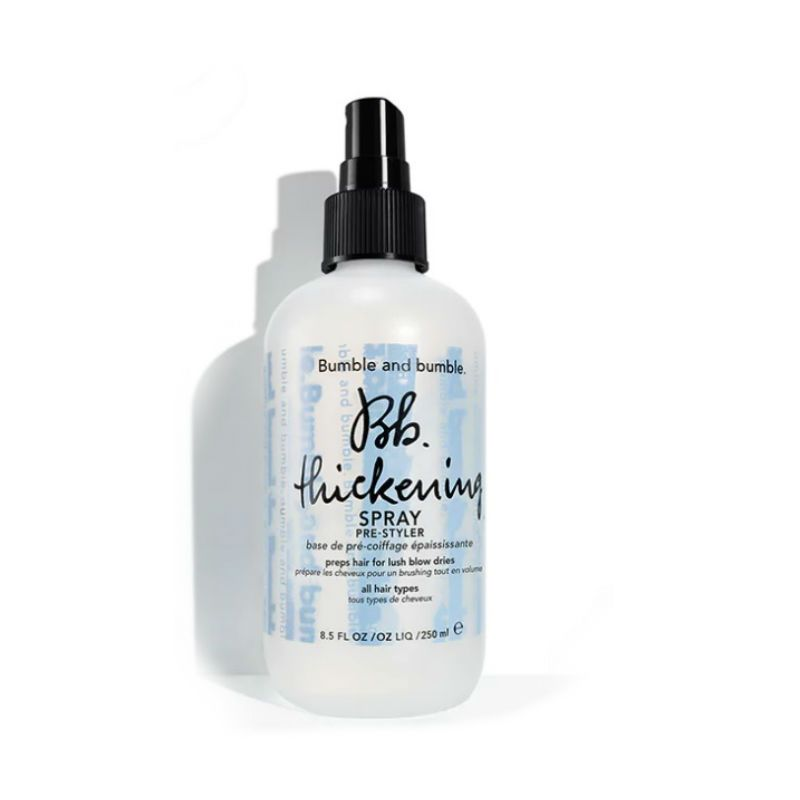 Bumble & Bumble Thickening Spray pre-styler