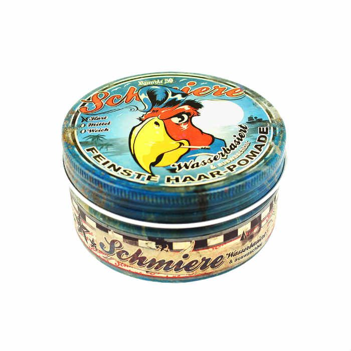 Schmiere Pomade op Waterbasis Strong Hold