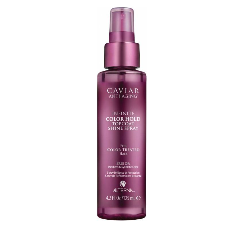 Alterna Caviar Infinite Color Topcoat Shine Spray