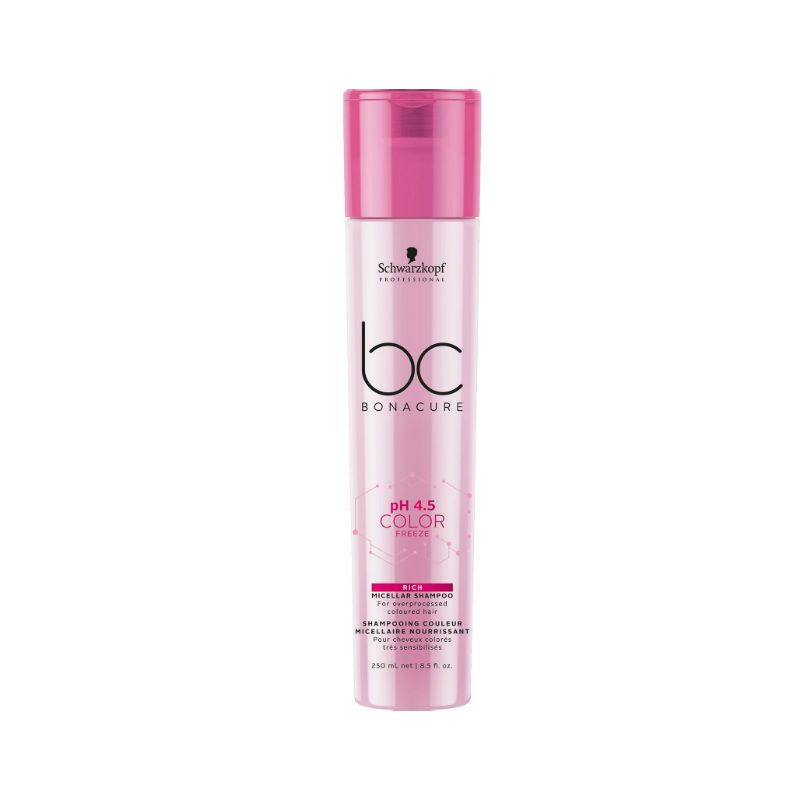 Schwarzkopf Bonacure Color Freeze Rich Shampoo