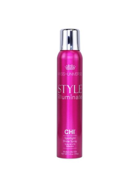 CHI Miss Universe Style Illuminate by CHI Spotlight Shine Spray