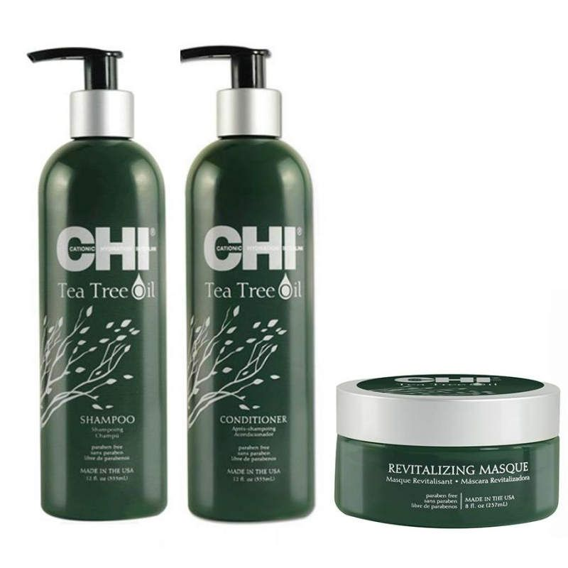 CHI Tea Tree Revitalizing Kit