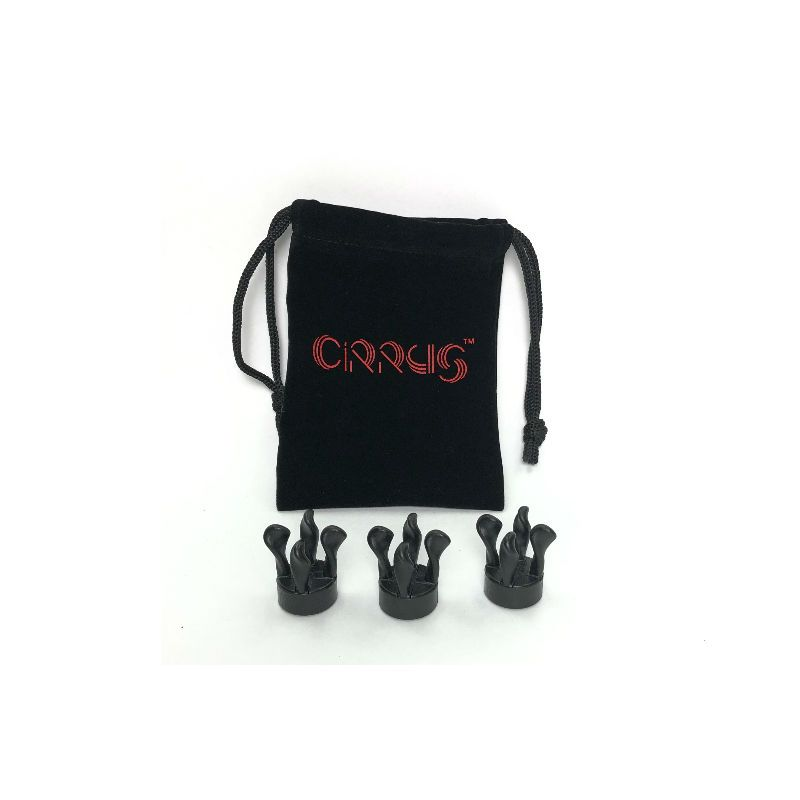 Cirrus Velvet Bag Incl 3 wavers