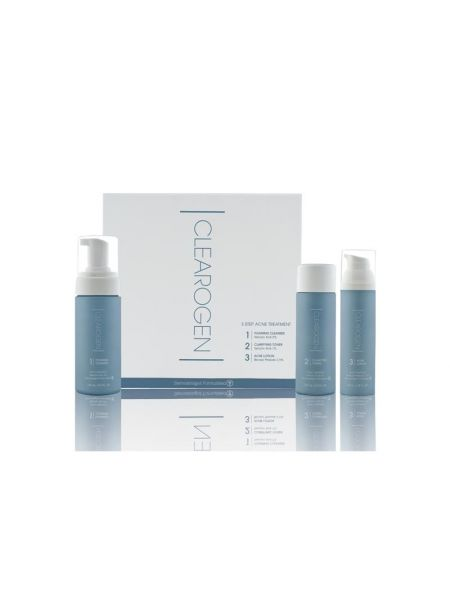 Clearogen Anti-Blemish System Kit (all-in 1)