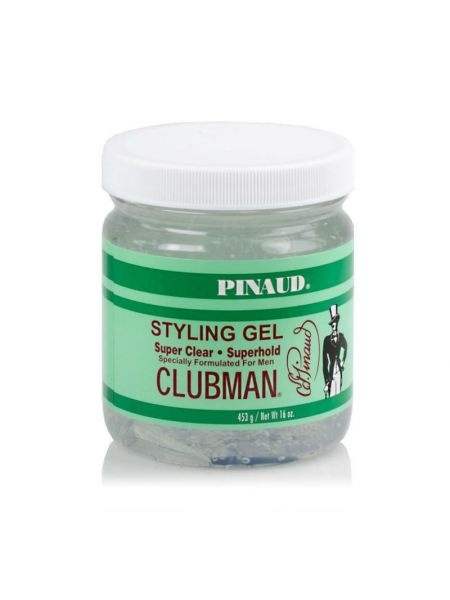 Clubman Pinaud Clubman Super Clear Gel