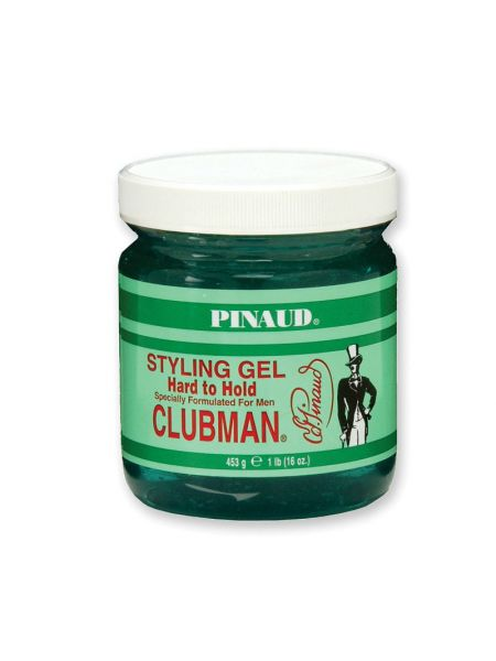 Clubman Pinaud Hard to Hold Styling Gel