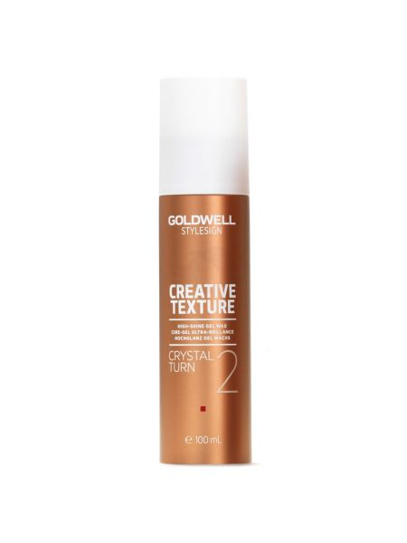Goldwell Stylesign Creative Texture Curl Crystal Turn Gel Wax