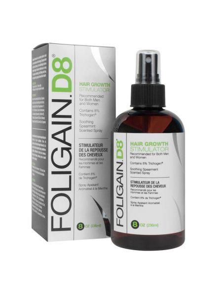 Foligain D8 Trichogen DHT Blocker Spray