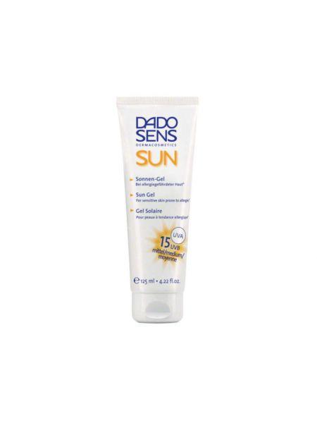 Dado Sens Dermacosmetics Sun Gel SPF 15