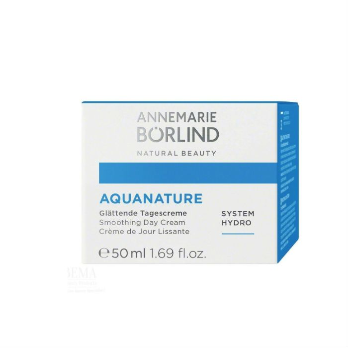 Annemarie Borlind Aquanature Egaliserende Dagcrème