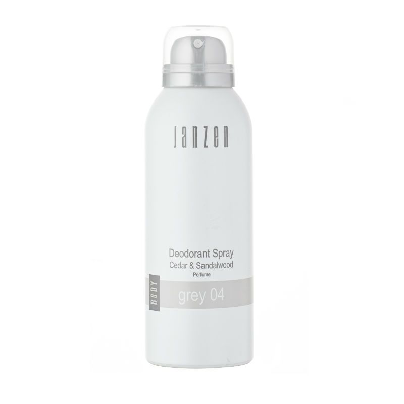 deodorant spray grey