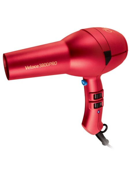 Diva Professional Styling Föhn Veloce3800Pro Red
