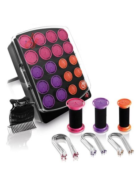 Diva Professional Styling Stay Hot Rollers Warmterollers