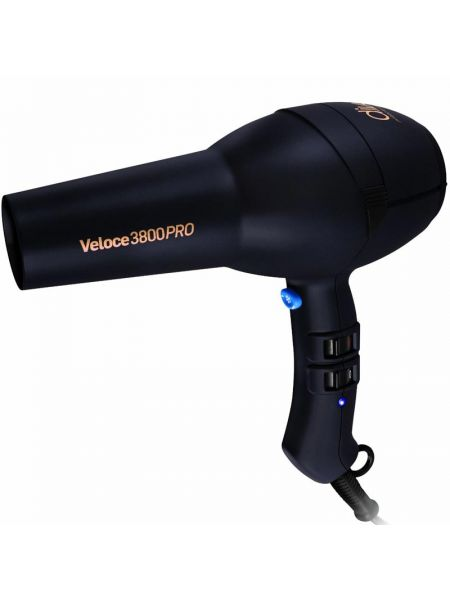 Diva Professional Styling Föhn Veloce3800Pro Black